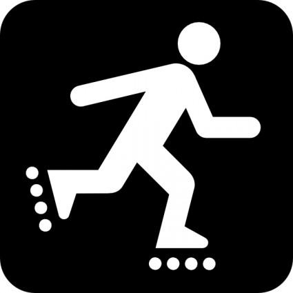 425x425 Skate Clip Art Download