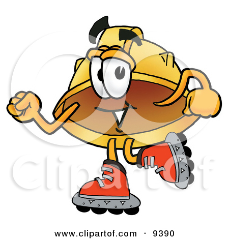 450x470 Inline Skating Clipart