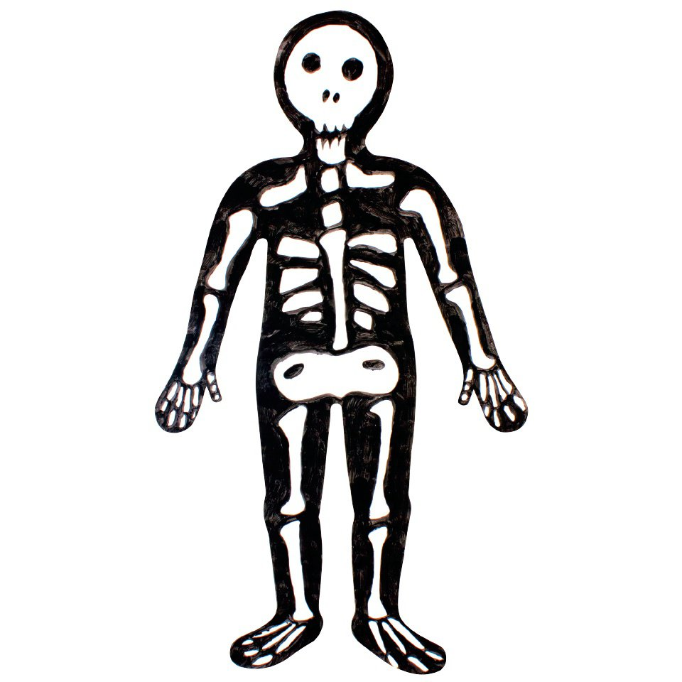 960x960 Skeleton Clipart Skeleton Body