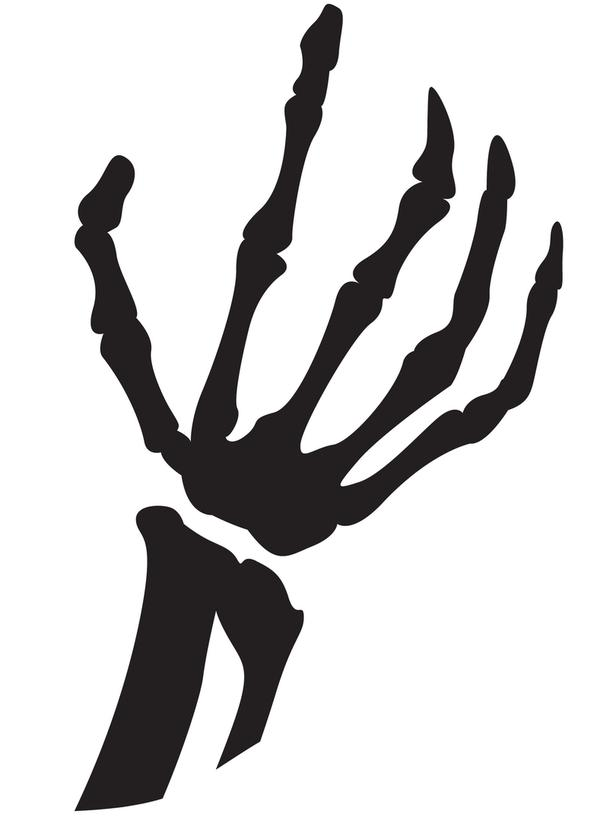 616x821 Skeleton Clipart Skeleton Hand