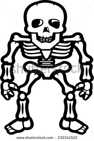 315x470 Comic Skeleton Clipart, Explore Pictures