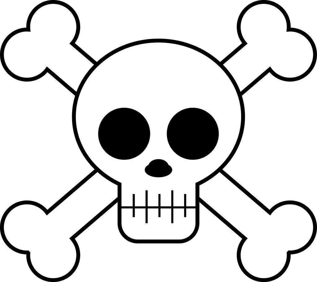 1024x911 Free Skull Clip Art Cmseal
