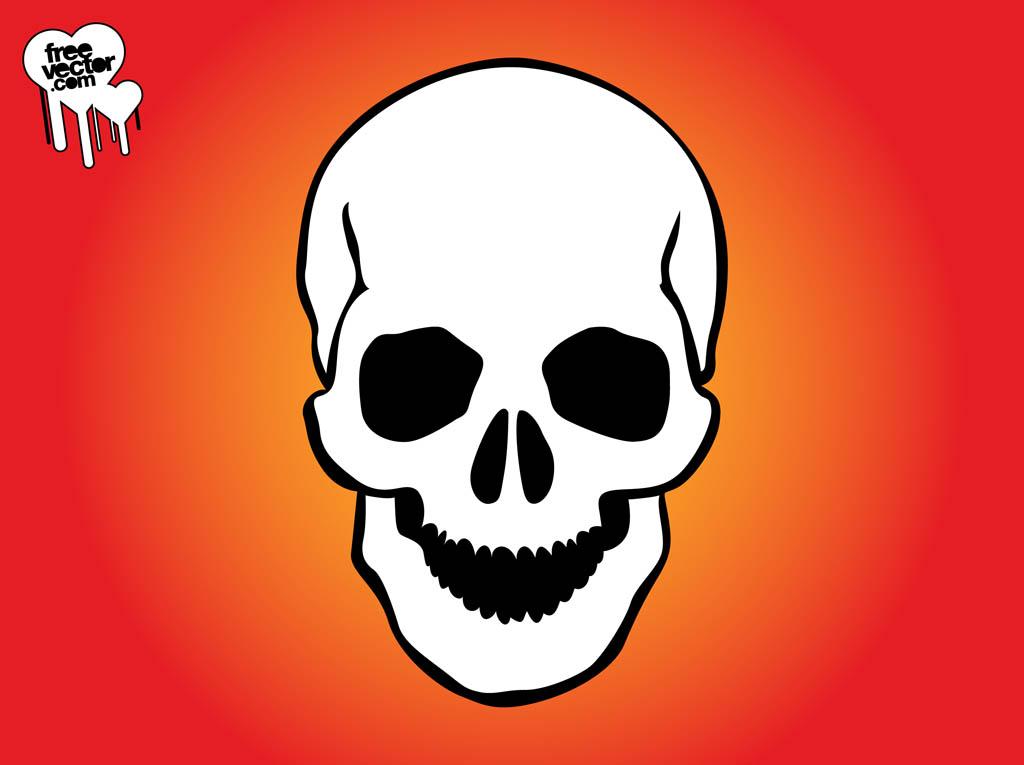 Skeleton Head Clipart | Free download best Skeleton Head Clipart on ...