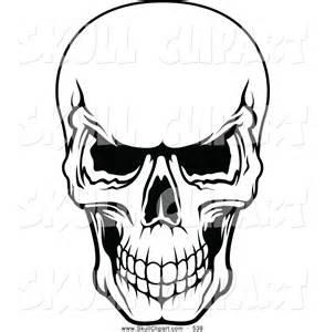 294x300 Skeleton Head Clip Art Cliparts