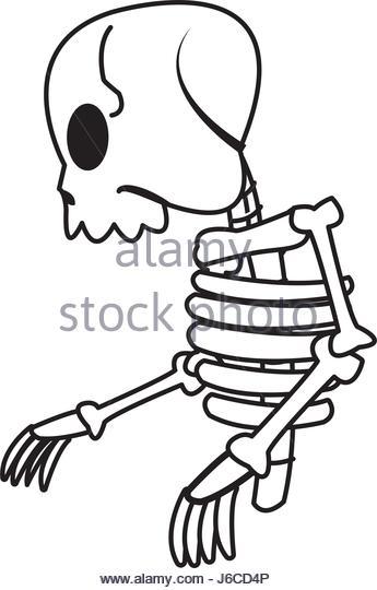 345x540 Skeleton Illustration Stock Photos Amp Skeleton Illustration Stock