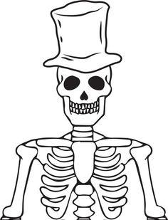 Skeleton Pictures For Kids Free download best Skeleton Pictures