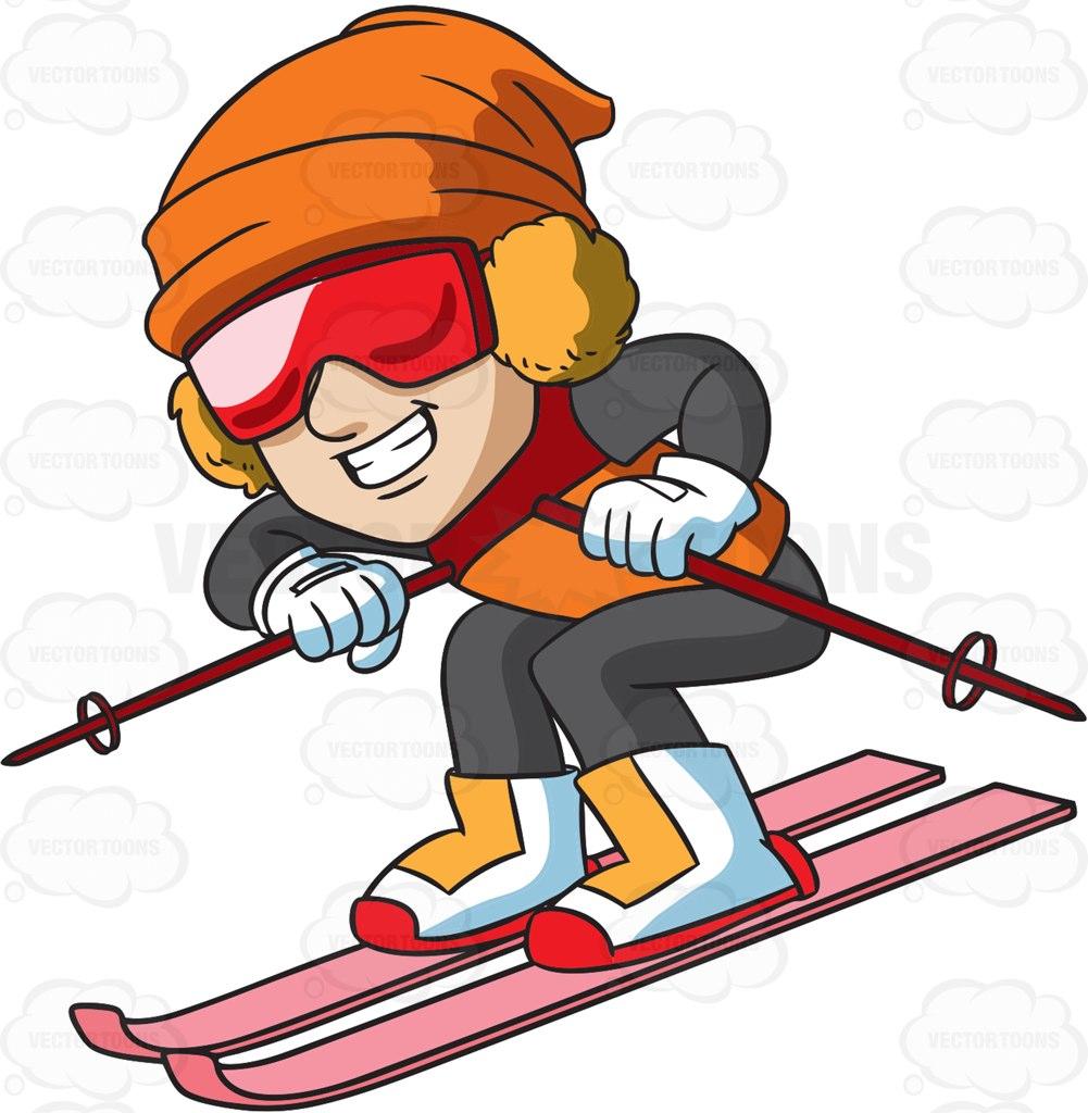 Ski Clipart