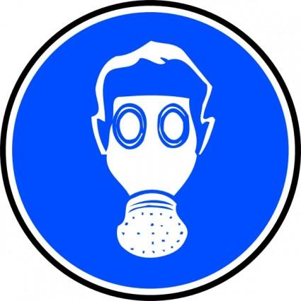 425x425 Respiratory Mask Clipart