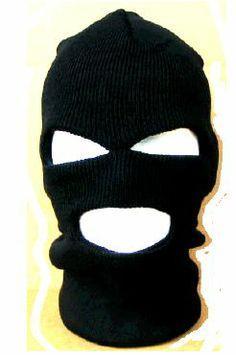 236x355 Ski Mask Clip Art