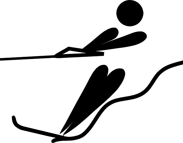600x469 Icon Water Skiing Clipart