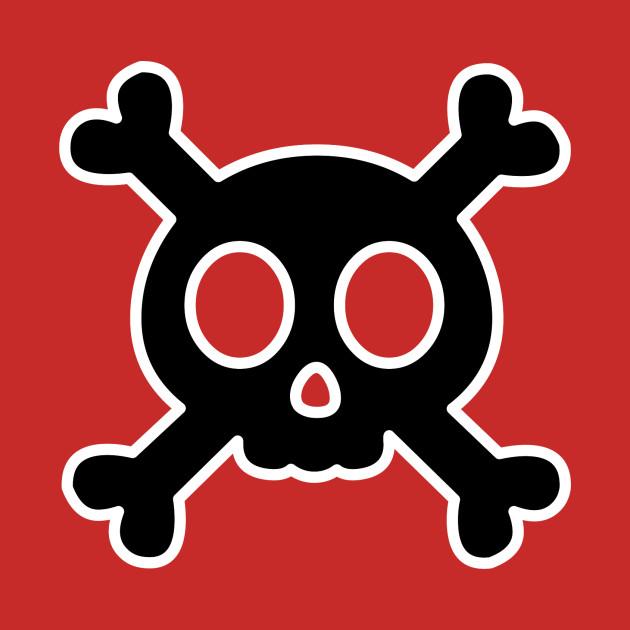 630x630 Skull And Bones Funny Halloween Danger
