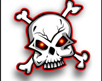 340x270 Skull And Bones Deca Etsy