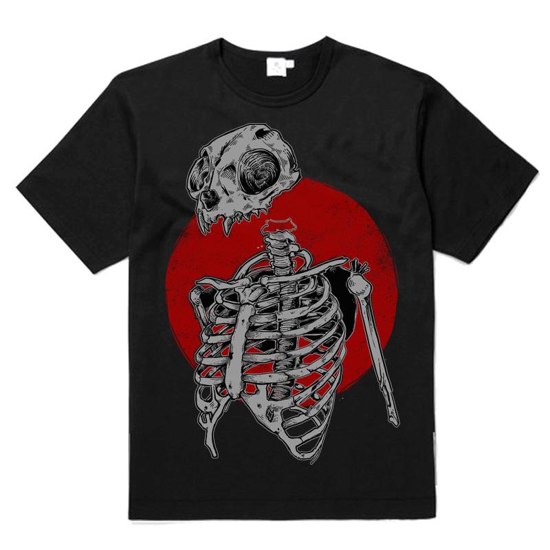 800x800 Skull And Bones Shirt Design Tshirt Factory