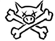 231x171 Pig Skull Clip Art (12+)