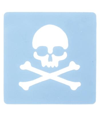 350x457 Skull Amp Crossbones Stencil Skull And Crossbones Stencil