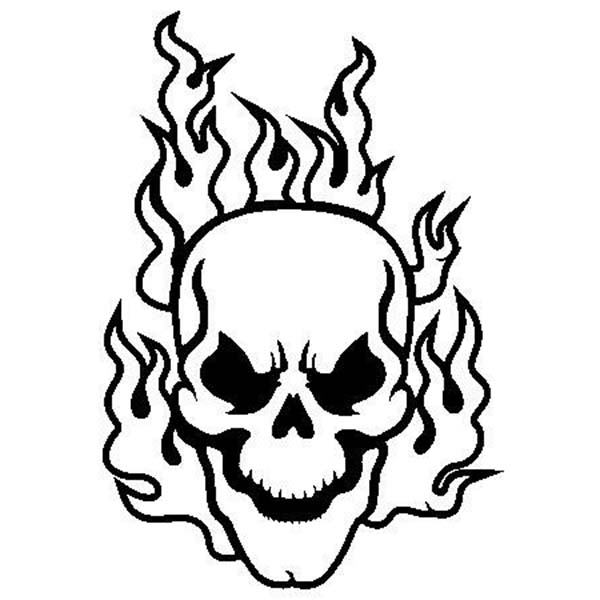 Skull Coloring Pages | Free download best Skull Coloring Pages on ...