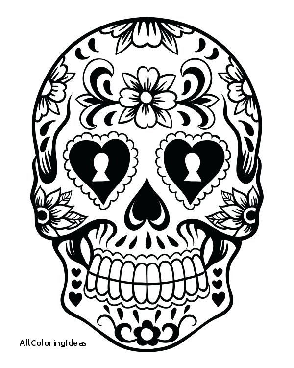 600x750 Update Sugar Skulls Coloring Pages