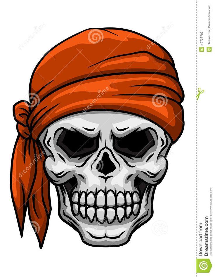 Skull Images Cartoon