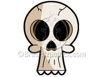 350x263 Cartoon Skull Clipart Picture Royalty Free Skull Clip Art Licensing.