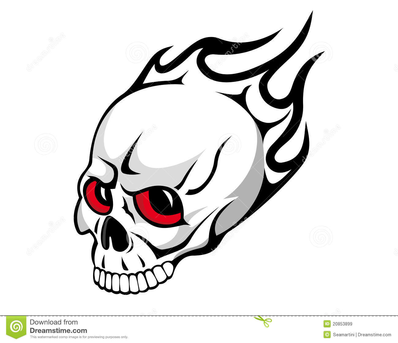 1300x1118 Tattoo Clipart Skull