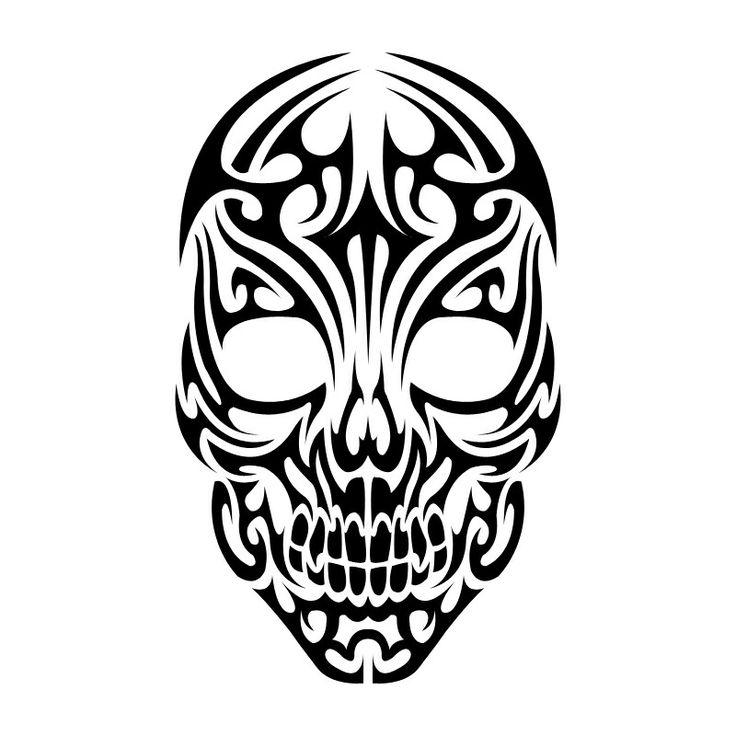 Skulls Drawings