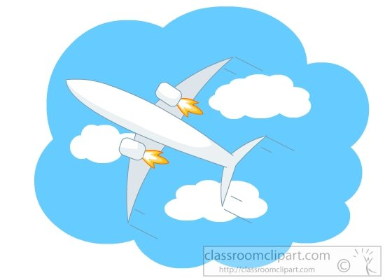 550x400 Sky clipart cartoon