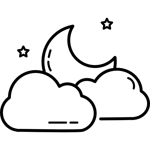 512x512 Sky, Meteorology, Atmospheric, Cloudy Night, Night, Cloud, Weather