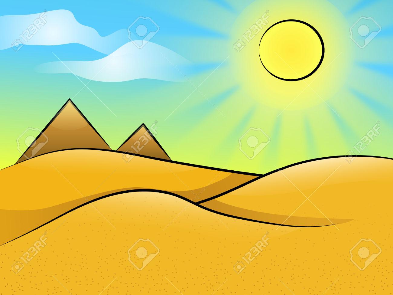 1300x975 Desert Clip Art Free Clipart Images 3