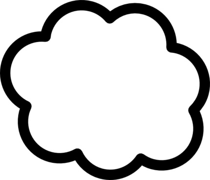 430x368 Castle blue sky and clouds clip art free vector download (214,414