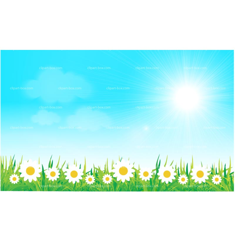 800x800 Sky clipart spring background