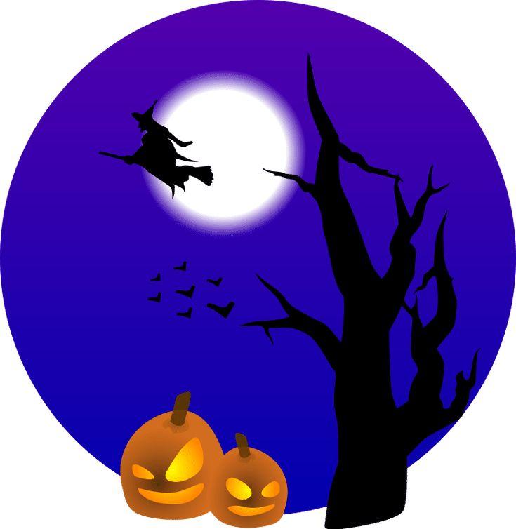 735x754 The Best Free Halloween Clip Art Ideas