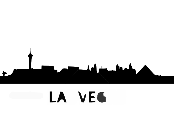 600x424 Depositphotos Skyline Las Vegas Clip Art