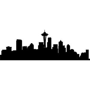 300x300 Cityscape Clipart Seattle