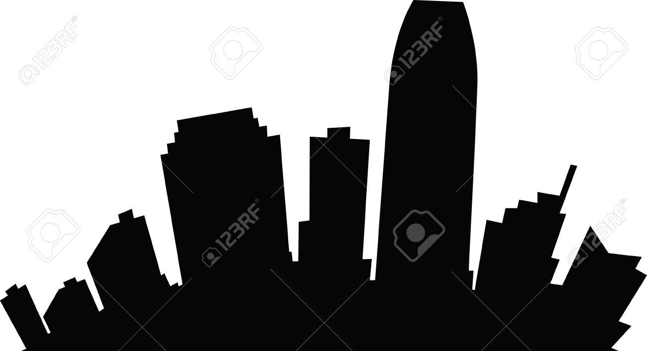 1300x706 Skyline Clipart New Jersey