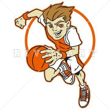 361x361 Top 74 Basketball Player Clip Art