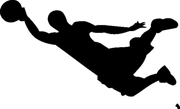 600x365 Basketball Clip Art