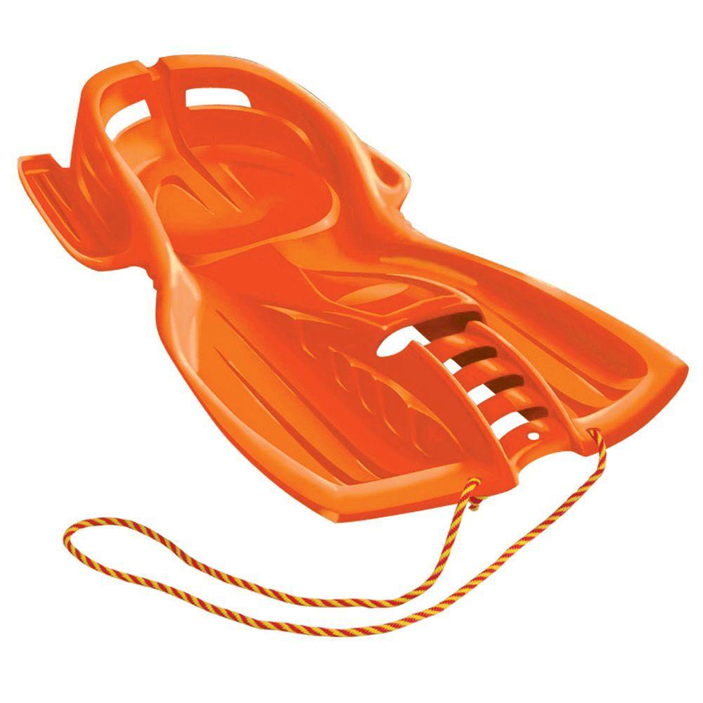 1000x1000 Emsco Esp Series 42 In. Snow Raider Racer Sled In Orange 2918