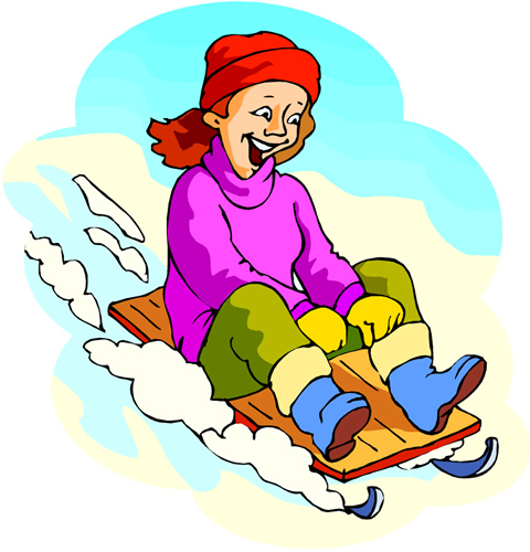 480x500 Pictures Of Sledding