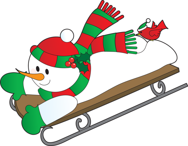 639x497 Sledding Snowman Pretty Pasta