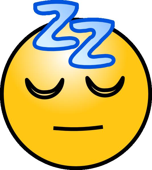 534x596 Snoring Sleeping Zz Smiley Clip Art