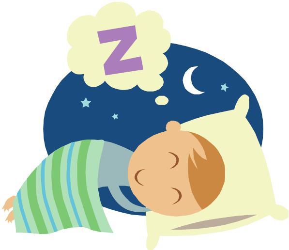 597x516 Night Clipart Night Sleep