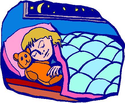 432x356 Unknown Clipart Sleep