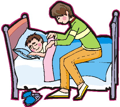 415x370 Go To Sleep Clipart Kid 7