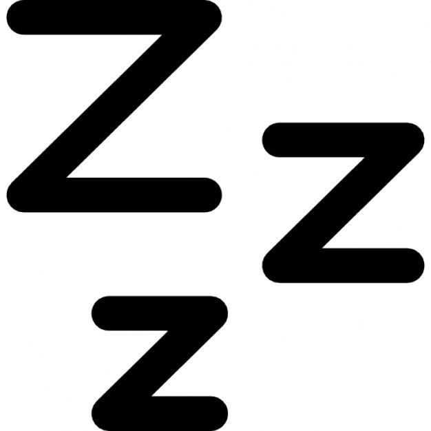 626x626 Zzz Sleep Symbol Icons Free Download