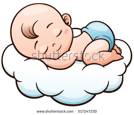 450x386 Sleeping Clipart Baby Sleep