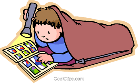 480x290 Boy In Sleeping Bag Clipart Clipartfest