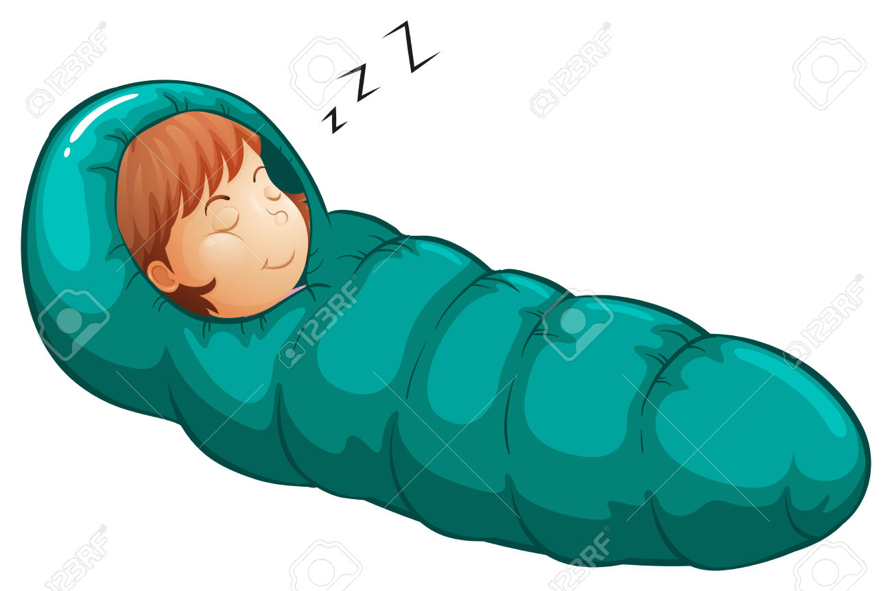 1300x862 Camp Clipart Sleeping Bag
