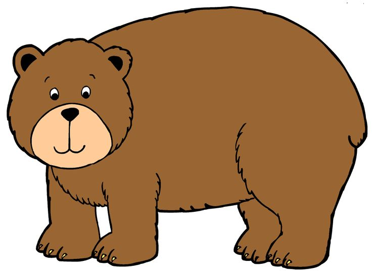 Sleeping Bear Clipart