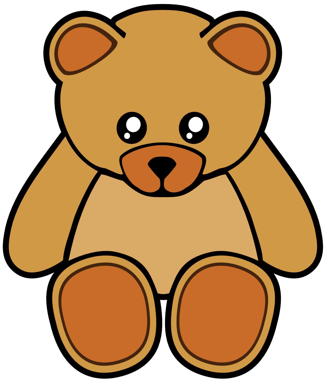 1125x1324 Cartoon Teddy Bear Clipart