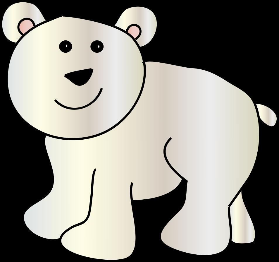 954x895 Top 86 Polar Bear Clipart